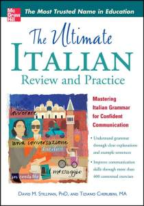 کتاب ایتالیایی The Ultimate Italian Review and Practice
