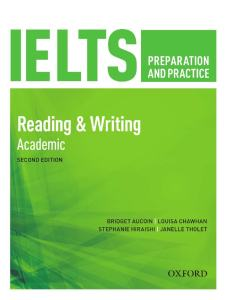 کتاب آیلتس IELTS Preparation and Practice Reading And Writing Academic 2nd