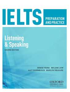 کتاب آیلتس IELTS Preparation and Practice Listening And Speaking 2nd