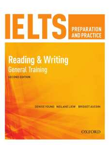 کتاب آیلتس IELTS Preparation and Practice Reading And Writing General 2nd
