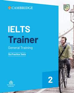 کتاب کمبریج آیلتس ترینر جنرال Cambridge IELTS Trainer 2 General