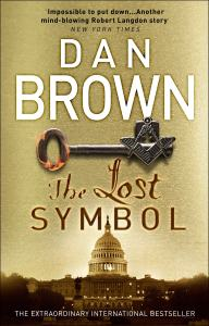 کتاب The Lost Symbol - Robert Langdon 3 رمان انگلیسی نماد گمشده اثر دن براون Dan Brown